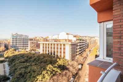 Оремонтированная квартира в центре Барселоны